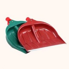Large Snow Removal Plastic Spade without Spade Shaft (galvanized siding brim)