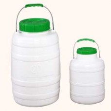 Food-Grade Plastic Barrel (10 L and 20 L)