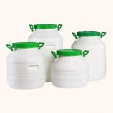 Food-Grade Plastic Barrel (30 L, 40 L, 50 L and 60 L)