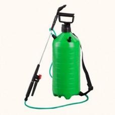 Shoulder pneumatic sprayer