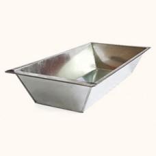 Galvanized washing tub 50 L